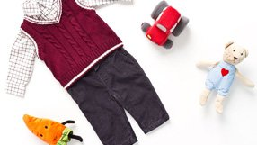 New to BTR: Izod for Kids