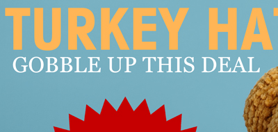 Gobble Up This Deal!