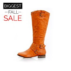 The Biggest Fall Sale: Boots & Booties