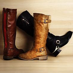 The Riding Boot By Tory Burch, See by Chloe, Stylemax & More