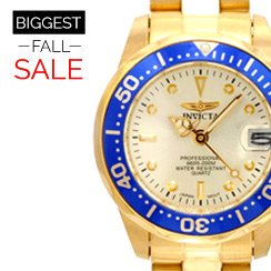 The Biggest Fall Sale: Designer Watches for Her