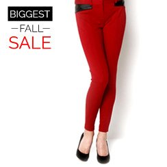 The Biggest Fall Sale: Bottoms for Her