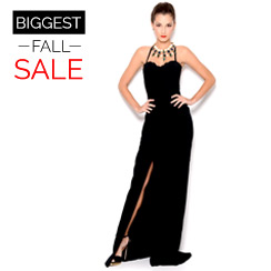 The Biggest Fall Sale: Evening Dresses