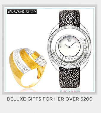 Deluxe Gifts for Her over $200