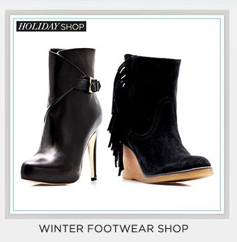 Winter Footwear Shop