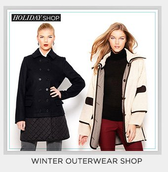 Winter Outerwear Shop