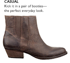 Click here to shop casual boots.