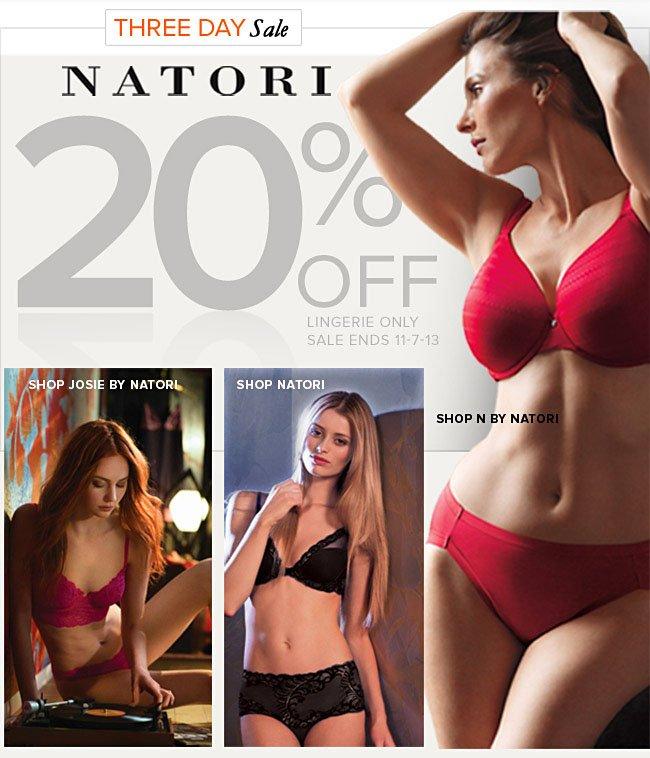 Natori 20% OFF Sale - Now at HerRoom - See Details