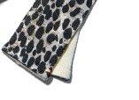 Henri Bendel Snow Leopard Glove