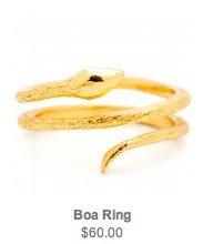 Boa Ring