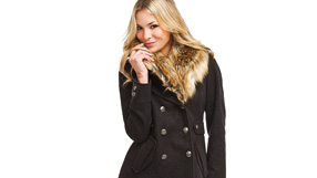 Betsey Johnson and Esprit Outerwear