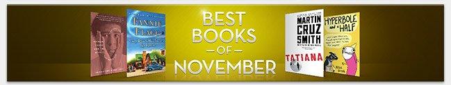 Best Books of November