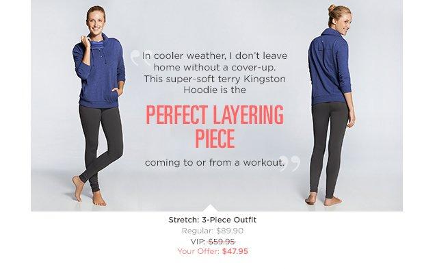 Stretch 3-Piece Outfit