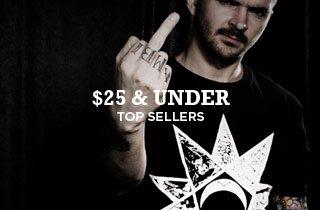 Best Sellers Under $25