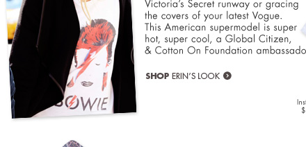 Shop Erin's Look