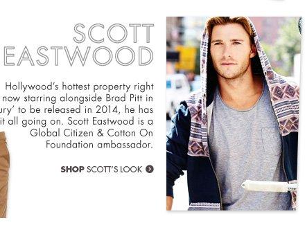 Shop Scott's Look
