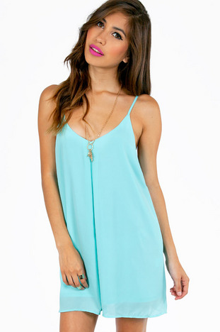 FEELING CAMI SHIFT DRESS 29
