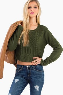 ALICE KNIT SWEATER 33