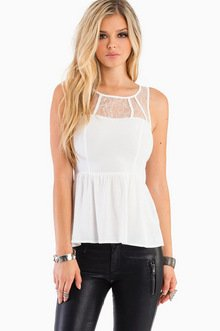 LACEY MACY SLEEVELESS TOP 28