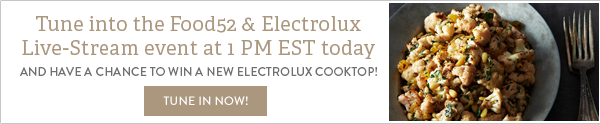 Electrolux Live Cook-Off
