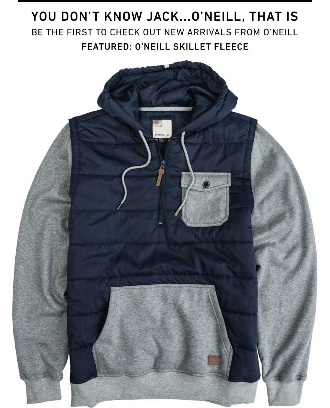 Shop New O'neill