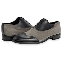 Leather Wingtip Oxford