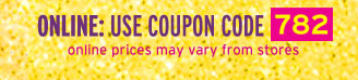 use coupon code 782