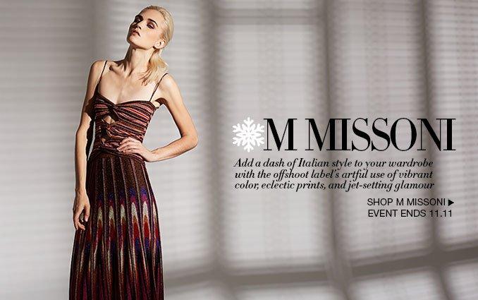 Shop M Missoni