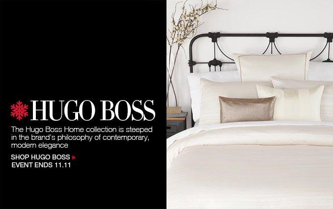 Shop Hugo Boss for Home
