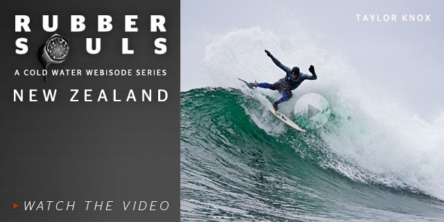 Rubber Souls: New Zealand - A Cold Water Webisode Series - Watch The Video