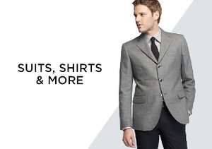 The Suiting Shop: Suits, Shirts & More