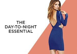 The Day-to-Night Essential: Shift & Sheath Dresses