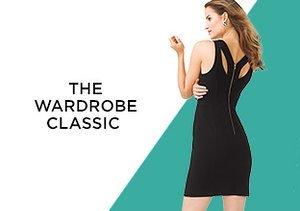 The Wardrobe Classic: Little Black Dresses