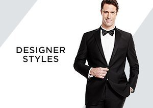 The Suiting Shop: Designer Styles