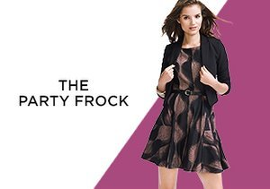 The Party Frock: Fit & Flare Dresses