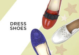 The Holiday Party: Dress Shoes