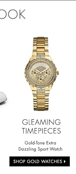 Shop Gold Watches