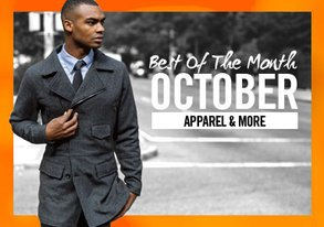 Shop Best of the Month: Apparel & More