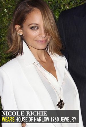 Nicole Richie in House of Harlow