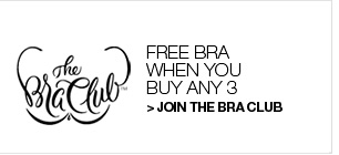 Free Bra When You Buy Any 3