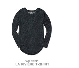 Wilfred La Riviere T-shirt