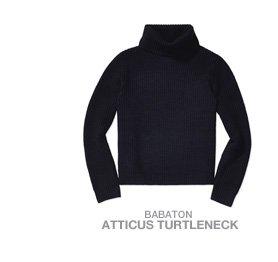 Babaton Atticus Turtleneck