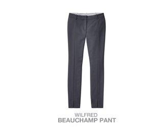 Wilfred Beauchamp Pant