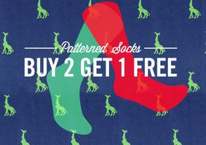 Shop Treat Your Feet: Patterned Socks