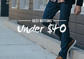 Shop Best Bottoms Under $40