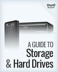 A Guide to Storage & Hard Drives