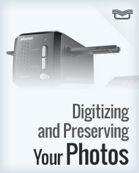 Digitalizing and Preserving your Photos