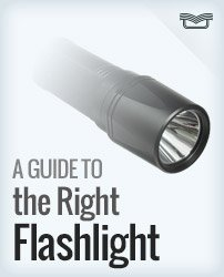 A Guide to the Right Flashlight