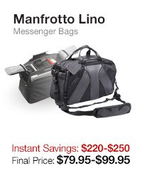 Manfrotto Lino