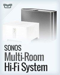 Sonos Multi-Room HiFi System